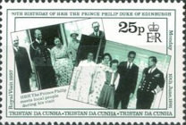 [The 70th Anniversary of the Birth of Prince Philip, Typ RC]