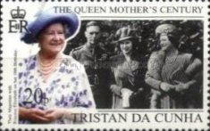 [The 99th Anniversary of the Birth of Queen Elizabeth The Queen Mother, 1900-2002, type WW]