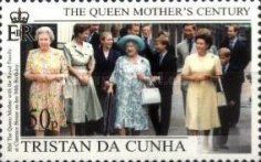 [The 99th Anniversary of the Birth of Queen Elizabeth The Queen Mother, 1900-2002, type WY]