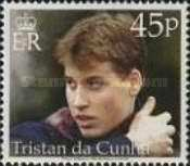 [The 18th Anniversary of the Birth of Prince William of England, type XW]