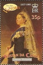 [The 100th Anniversary of the Death of Queen Victoria, 1819-1901, type ZS]