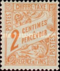 [Postage Due Stamps, type E1]