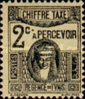[Postage Due Stamps Imprinted