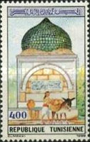 [Tunis Doorways and Fountains, type ABX]