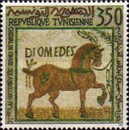 [Ancient Mosaics of the 2nd Century, type AES]