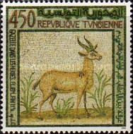 [Ancient Mosaics of the 2nd Century, type AET]