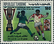 [African Nations Cup Football Championship, type AFL]