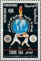 [The 41st Military Boxing Championships, Tunis, type AGG]