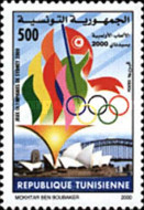 [Olympic Games - Sydney, Australia, type AME]