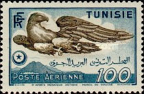 [Airmail - Flying Eagle, type AO]