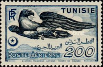 [Airmail - Flying Eagle, type AO1]