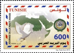 [Arab Postal Day, type AYG]