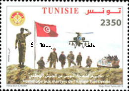[Honoring the Martyrs of the Tunisian Army, type BAM]