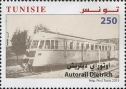 [Ancient Trains of Tunisia, type BAZ]