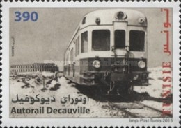 [Ancient Trains of Tunisia, type BBA]