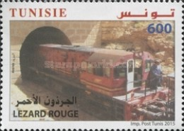 [Ancient Trains of Tunisia, type BBB]