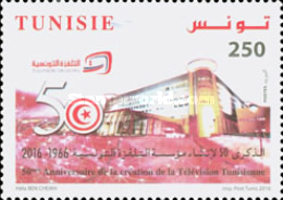 [The 50th Anniversary of Tunisian Television, type BBL]