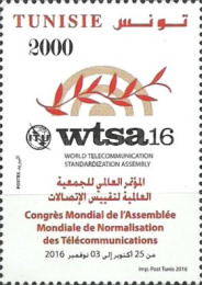 [World Congress of the World Telecommunication Standardization Assembly, type BBW]