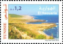 [Tourism - Archeological and Touristic Sites of Tunisia, type BDW]