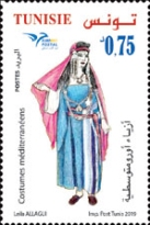 [EUROMED Issue - Traditional Costumes, type BFR]