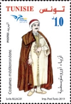 [EUROMED Issue - Traditional Costumes, type BFS]