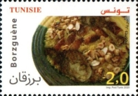 [EUROMED Issue - Gastronomy in the Mediterranean, type BGU]