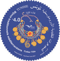 [EUROMED Issue - Traditional Mediterranean Jewelry, type BHW]