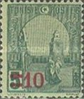 [Stamps of 1906 Surcharged, type E6]