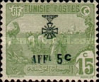 [War Wounded Fund - Stamps of 1906 Surcharged, type F23]