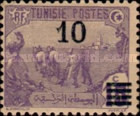 [Issues of 1906 Surcharged, type F4]
