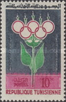 [Olympic Games - Rome, Italy, type FJ]
