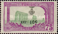 [War Wounded Fund - Stamps of 1906 Surcharged, type G18]
