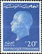 [President Habib Bourguiba Commemoration, 1903-2000, type GW]