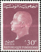 [President Habib Bourguiba Commemoration, 1903-2000, type GW1]