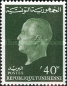 [President Habib Bourguiba Commemoration, 1903-2000, type GW2]