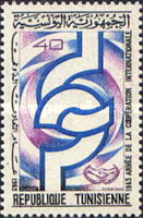 [The 20th Anniversary of the United Nations, type HZ]