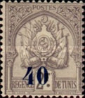 [Issues of 1888 and 1893 Surcharged, type I2]