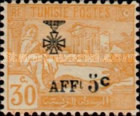 [War Wounded Fund - Stamps of 1906 Surcharged, type J6]