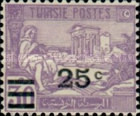 [Previous Stamps Surcharged, type J8]