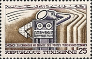 [Electronics in Tunisian Postal Service, type JL]