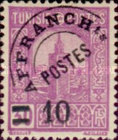 [Previous Stamps Surcharged, type M7]