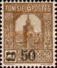 [Previous Stamps Surcharged, type M8]