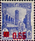 [Previous Stamps Surcharged, type N16]