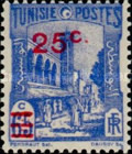 [Issue of 1934/1941 Surcharged, type N18]