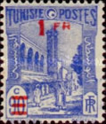 [Issues of 1934/1941 Surcharged, type N19]