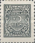 [Official Stamps, Typ A9]