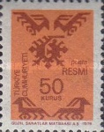 [Official Stamp - New Design, Typ AC]