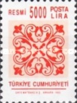 [Official Stamp - New Design, Typ AO]