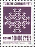 [Official Stamps - New Design, Typ AX]