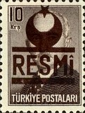 [Postage Stamps Overprinted